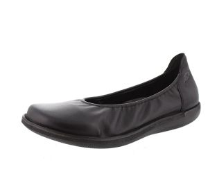 LNT 3 LOINTS NATURAL 68303-0700-black Ballerinas schwarz