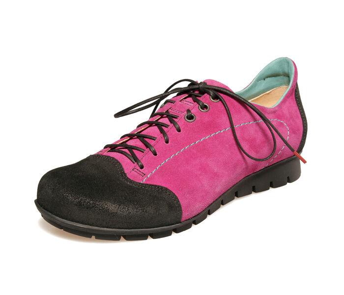 the latest 32a23 8fbdd MNA 112 THINK MENSCHA 84073-36 fuxia/kombi Schnür-Schuhe pink