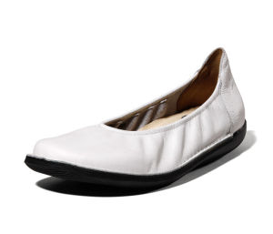 LNT 295 LOINTS NATURAL 68303-0439-white Ballerinas weiss