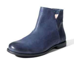 AGR 2 THINK AGRAT 85223-83-VEG navy Booties blau