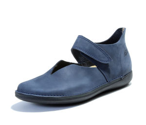 LNT 621 LOINTS NATURAL 68141-0256-blue Ballerinas