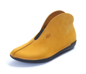 LNT 623 LOINTS NATURAL 68867-0396-yellow Booties