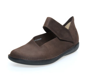 LNT 894 LOINTS NATURAL 68053-0261-dark brown Ballerinas