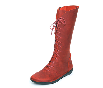 LNT 599 LOINTS NATURAL 68742-0590-red Stiefel rot