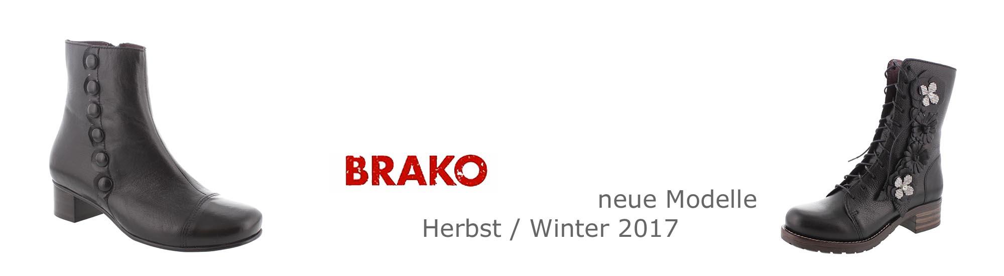 neue Brako Schuhe Herbnst Winter 2017