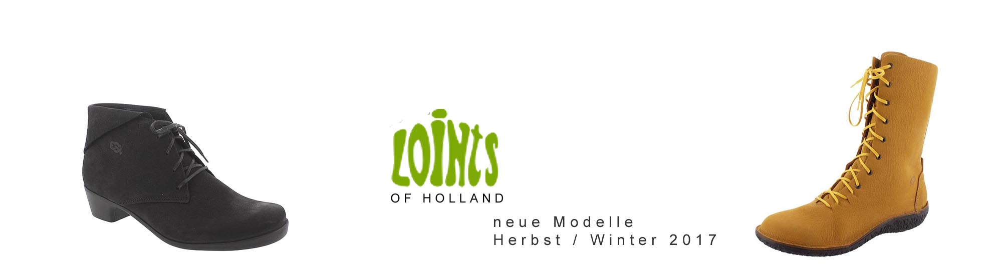 neue Loints Schuhe Herbnst Winter 2017